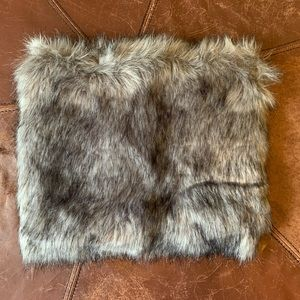 NWOT ASOS Faux Fur Snood